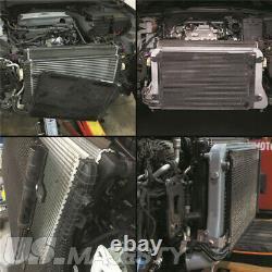 For A3/S3 VW Golf GTI Jetta MK5 MK6 Passat 06-14 Front Mount Intercooler Kit BK