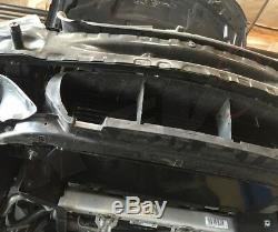 For BMW 335i/xi (E90/E91/E92/E93) 2006-12 Bolt-On Front Mount Intercooler Kit