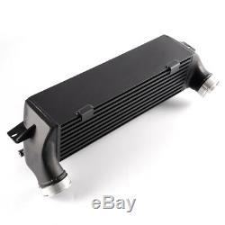 For BMW E82 E88 135i 1M E90 E92 335i E89 Z4 Front Mount Intercooler Kit