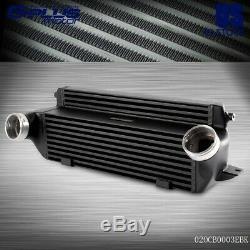 For BMW E88 E82 135i 1M E90 E92 335i E89 Z4 Front Mount Intercooler Kit