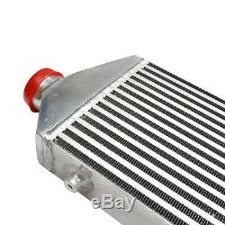 For Front Mount Intercooler +Piping Kits for 00-05 Volkswagen Golf/ Jetta 1.8T