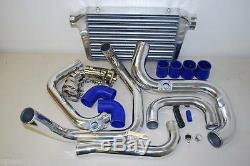 For Mazda 3/6 Front Mount Intercooler Upgrade Kits FMIC Intercooler Pipe 04-10