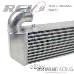 For Turbo RSX 02-06 DC5 FMIC Front Mount Intercooler Kit Cooling Upgrade