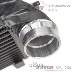 For fits 10-16 BMW 535 F10/F11/F07 Front Mount Intercooler Upgrade Kit Bolt O