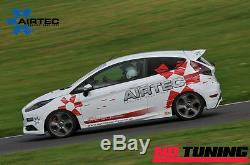 Ford Fiesta ST180 Eco Boost AIRTEC Stage 3 Front Mount Intercooler Upgrade