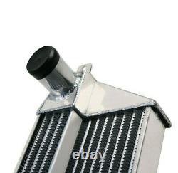 Front Mount Aluminum Intercooler For 2007-2012 BMW Mini Cooper S R56 & R57 1.6L