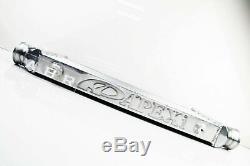 Front Mount Intercooler (510X230X65 Inlet Outlet 2.5) Aluminium Bar Plate
