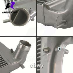 Front Mount Intercooler For VW Golf MK6 VAG 1.6/2.0 TDI 1.4/1.8/2.0 TSI Silver