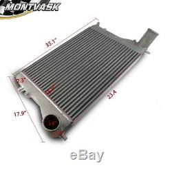 Front Mount Intercooler Kit For Audi A3/S3 / VW Golf MK5 MK6 / Passat B6 B7 2.0T