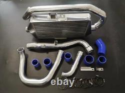 Front Mount Intercooler Kit for Mitsubishi Lancer EVO 1-3 EVO I II III 4G63