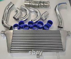 Front Mount Intercooler Kit for Toyota ARISTO JZS161 2JZ-GTE
