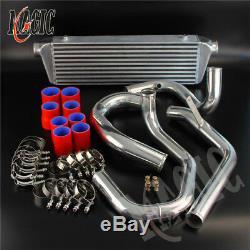 Front Mount Intercooler + Piping Kit Fits 98-05 VW JETTA Golf GTI 1.8T