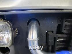 Front Mount Intercooler Piping Kit For 89-91 Dodge Ram Cummins 5.9L Diesel Black