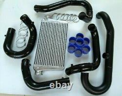 Front Mount Intercooler and Piping Kit for Nissan Patrol TB48 TB48DE
