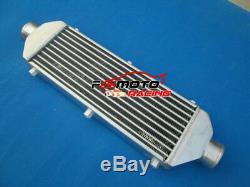 Front Mount Universal Turbo Aluminum Intercooler 430x150x50mm Tube & Fin
