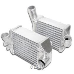 Front Side Mount Intercooler fit 00-02 Audi S4 B5/01-05 Audi Allroad A6 C5 2.7L