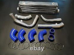 Front mount intercooler kit for Toyota Hilux VIGO KUN16 KUN26 3.0L 2005-2016