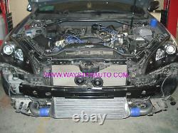 Front mount intercooler kit upgrade for Hyundai Genesis Coupe 08+ 2.0T
