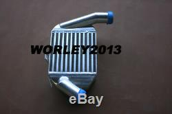 Front side mount aluminum Intercooler for AUDI A4 B5 S4 RS4 A6 C5 2.7T