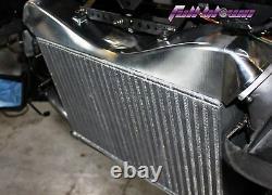 Full Blown 1500HP Billet Modular R35 GTR -Race Front Mount Intercooler