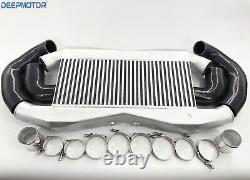 GTR R35 VR35DETT Billet Intake Manifold Black+ Front Mount GT-R R35 Intercooler