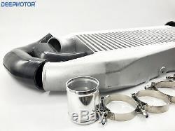 GTR R35 VR35DETT Billet Intake Manifold Silver+ Front Mount GT-R R35 Intercooler