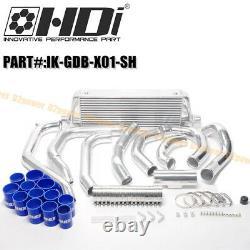 Genuine HDi for 02-06 IMPREZA WRX/STI FMIC Front Mount Intercooler Kit