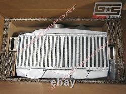 GrimmSpeed TMIC Top Mount Intercooler Kit for 2004-2020 Subaru STI and 02-07 WRX