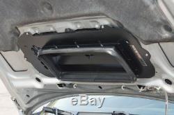Grimmspeed Top Mount Intercooler Hood Scoop Splitter for 2004-2005 Subaru STI