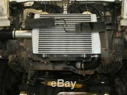 HPD Front Mount Intercooler Kit FIT Nissan Patrol GU TD42 99-03 450mm