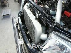 HPD Front Mount Intercooler Kit FIT Toyota Hilux D4D Series 2