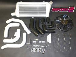 HPD Front Mount Intercooler Kit FOR Navara D22 3LT ZD30 Series 2