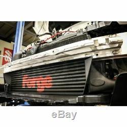Honda Civic Type R FK2 15 Forge Black Front Mount FMIC Performance Intercooler