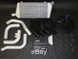 Hpd Front Mount Series 2 Intercooler Kit For Nissan Navara D22 Zd30 3ltr