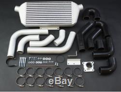 Hpd Intercooler Full Kit Front Mount For Toyota Hilux 1kz -te