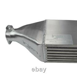 Injen Front Mount Intercooler Fmic+piping For 16-20 Honda CIVIC 1.5 Turbo/si Red