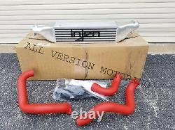 Injen Front Mount Intercooler + piping 16-20 Civic 1.5L Turbo free gift TAX BACK