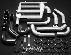 Intercooler Kit FOR Nissan Navara D22 ZD30 1997 2004 (Front Mount)