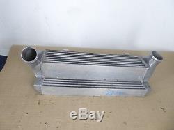 Larger Front Lower Mount Air Intercooler N55 BMW E82 E88 E90 E92 E93 COBB