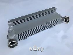 MTC MOTORSPORT BMW 135i 335i N54 STEPPED TURBO FRONT MOUNT INTERCOOLER 600BHP+
