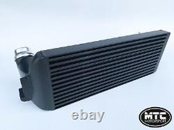 MTC MOTORSPORT BMW 328i X 335i X F30 F31 F34 N55 TURBO FRONT MOUNT INTERCOOLER