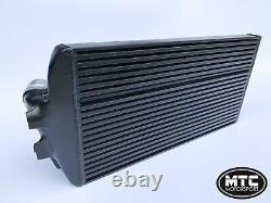 MTC MOTORSPORT BMW 630D 640D 630i TURBO FRONT MOUNT INTERCOOLER F06 F12 F13