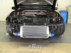 Mitsubishi Galant Legnum HDI GT2 INTERCOOLER KIT Turbo FMIC VR4 Front mount NEW