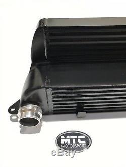 Mtc Motorsport Bmw E60-e64 525d 530d Turbo Front Mount Intercooler Black