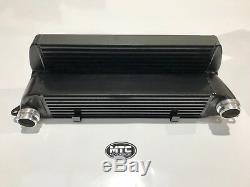 Mtc Motorsport Bmw E60-e64 535d 635d Turbo Front Mount Intercooler Black