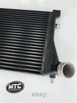 Mtc Motorsport Seat Leon Cupra 2014- Front Mount Intercooler Fmic 2.0 Tsi