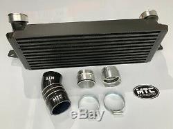 Mtc Mtec Bmw 335d 330d E90-e93 Turbo Front Mount Intercooler And Hose Black