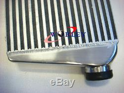 NEW Front Mount Intercooler 600 x 300 x 76mm Core Universal 3 Inch In/Outlet