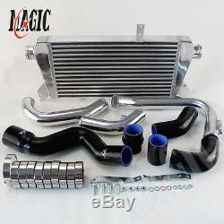 New Front Mount Intercooler Kit for Audi A4 1.8T Turbo B6 Quattro 2002-2006 BK