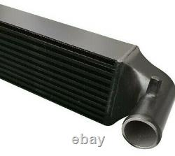 New Large Upgraded Alloy Front Mount Intercooler Kit For Audi A1 Vw Polo Fabia